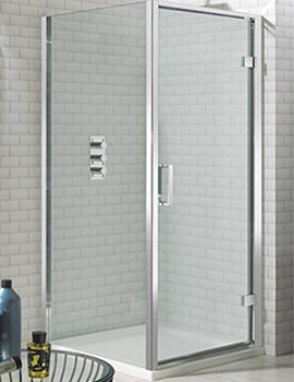 Simpsons Elite Framed 800mm Side Panel For Shower Enclosure