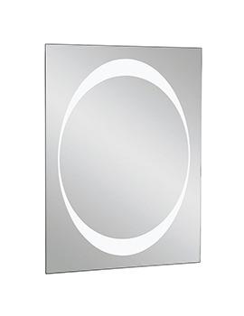 Bauhaus Revive 1.0 Bluetooth LED Mirror 600 x 800mm