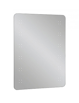 Bauhaus Rio 2.0 LED Mirror 600 x 800mm