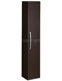 Bauhaus Stream 300 x 1600mm Wenge Tower Storage Unit