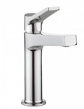Crosswater Acute Chrome Monobloc Basin Mixer Tap