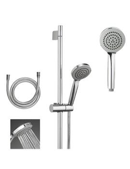 Crosswater Wisp Low Pressure Shower Kit Package 1