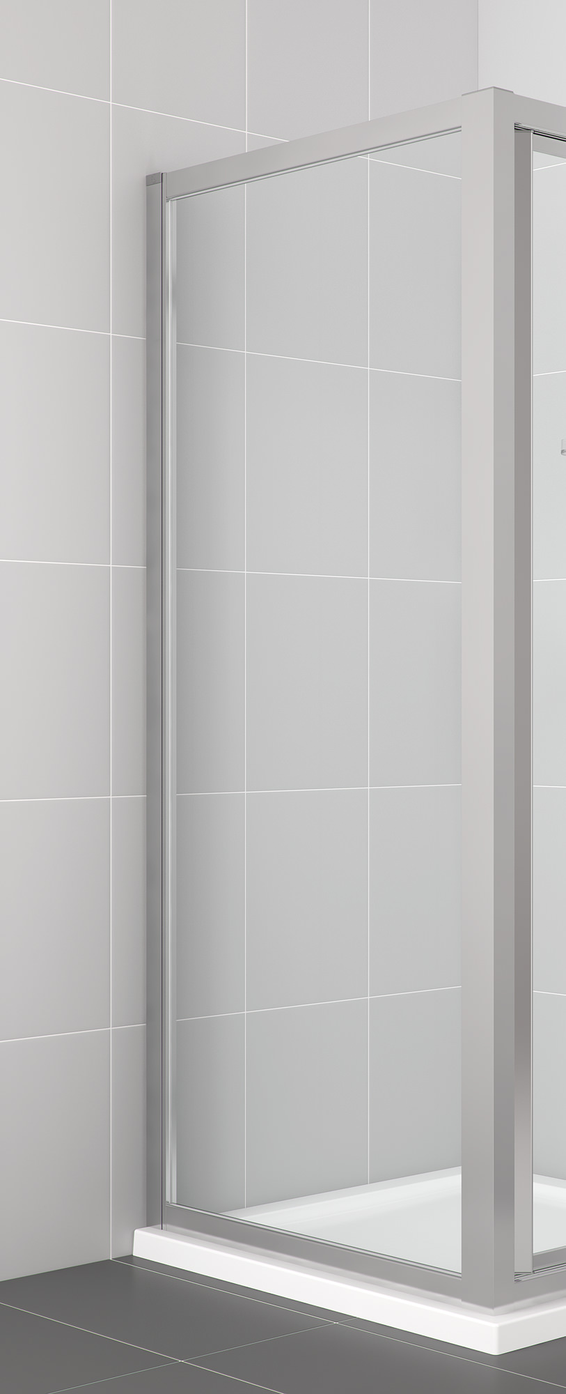 Ideal Standard Connect 900mm Side Panel For Enclosure