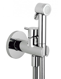 Crosswater Kai Douche Valve With Shower Kit Chrome