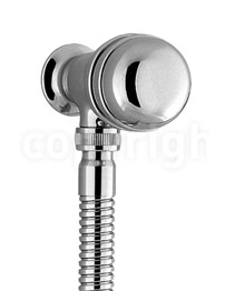 Crosswater Douche Chrome Luxury Valve