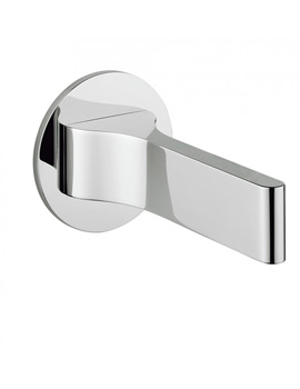 Crosswater Svelte Wall Mounted Bath Spout