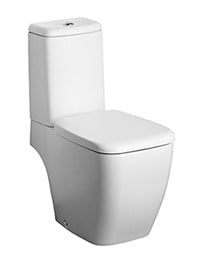 Ideal Standard Ventuno Close Coupled WC And Cistern 670mm