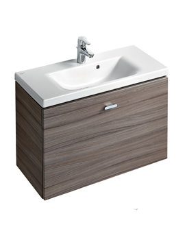 Ideal Standard Concept Space 800 x 380mm Wall Hung Basin Unit White