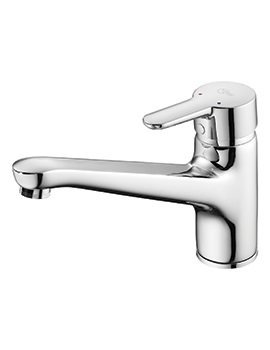 Ideal Standard Concept Blue Chrome Single Lever Sink Mixer Tap
