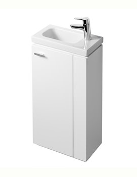 Ideal Standard Concept Space 450mm RH Floorstanding Guest Basin Unit White