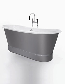 Royce Morgan Portland Traditional Freestanding Bath 1710 x 690mm
