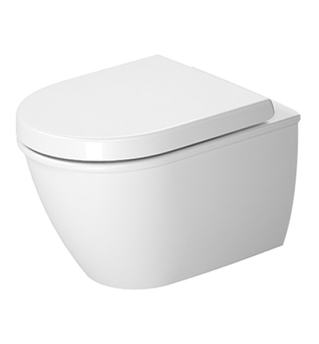Duravit Darling New 360 X 485mm Wall Mounted Compact Toilet