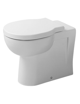 Duravit Bathroom Foster 570mm Floor Standing Toilet