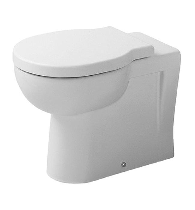 duravit bathroom foster floor standing 360 x 570mm toilet. Black Bedroom Furniture Sets. Home Design Ideas