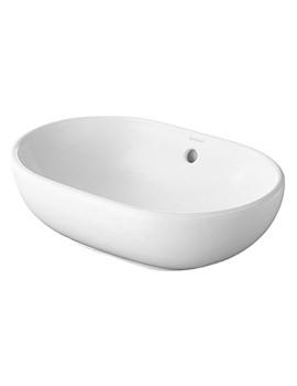 Duravit Bathroom Foster White 495 x 350mm Washbowl