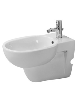 Duravit Bathroom Foster 570mm Wall Mounted Bidet