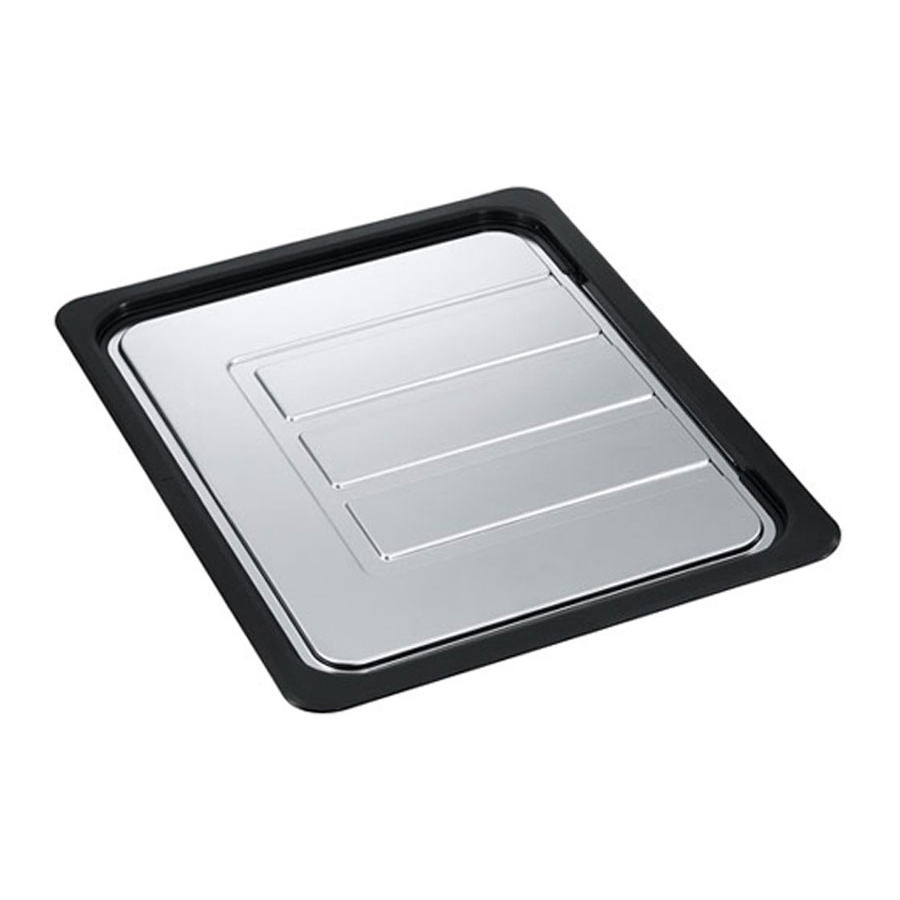Franke Undermount Sink With Drainer : ... Brand New Franke Stainless Steel Mobile Drainer For Kitchen Sink