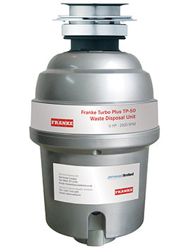 Franke Turbo Plus TP-50 Continuous Feed Waste Disposal Unit