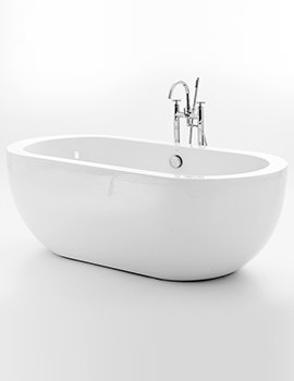 Royce Morgan Bolton 1690 x 800mm Contemporary Freestanding Bath