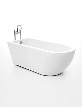 Royce Morgan Barwick 1690 x 740mm Single Ended Freestanding Bath