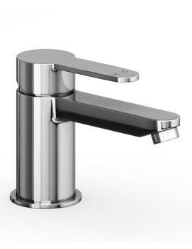 Abode Debut Mini Basin Monobloc Mixer Tap Chrome