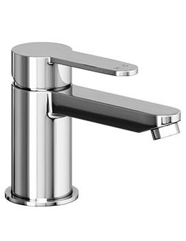 Abode Debut Monobloc Basin Mixer Tap Chrome