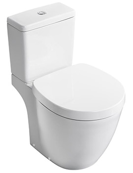 Ideal Standard Concept Freedom XL Close Coupled WC Set 705mm