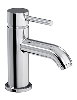 Abode Harmonie Basin Mixer Tap Chrome