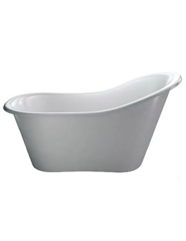 Burlington Emperor 1530 x 725mm Freestanding Bath
