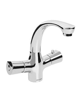 Bristan Artisan Thermostatic Basin Mixer Tap Chrome