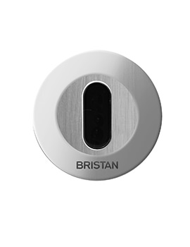 Bristan Infra-red Automatic Concealed Urinal Flush - Battery Powered