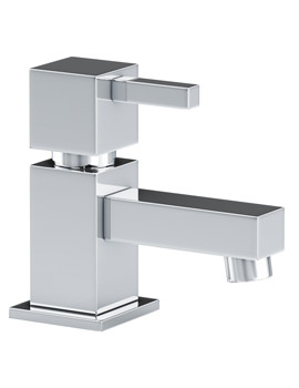 Abode Zeal Monobloc Mini Basin Mixer Tap Chrome