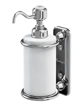 Burlington Single Soap Dispenser
