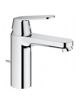 Grohe Eurosmart Cosmopolitan Basin Mixer Tap With Pop Up Waste