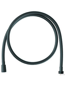 Grohe Ondus Velvet Black 1500mm Metal Hose