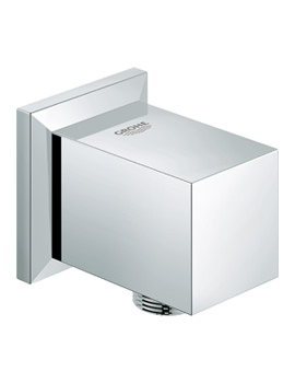Grohe Spa Allure Brilliant Shower Outlet Elbow 1/2 Inch