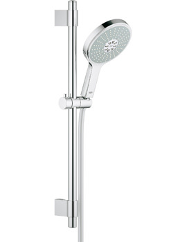 Grohe Spa Power And Soul Cosmopolitan 600mm Shower Rail With 160mm Handset