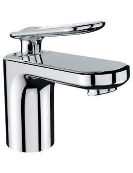Grohe Spa Veris Low Spout Smooth Body Mono Basin Mixer Tap