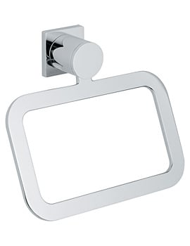 Grohe Spa Allure Towel Ring Chrome