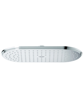 Grohe Spa Rainshower Veris 300 Single Spray Metal Showerhead