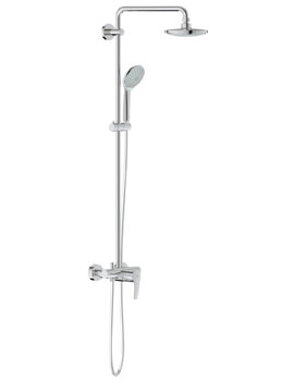 Grohe Euphoria System 180 Shower System With 450mm Shower Arm