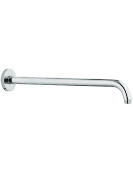 Grohe Ondus Chrome Wall Mounted Shower Arm 380mm