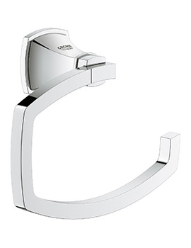 Grohe Spa Grandera Chrome Toilet Roll Holder