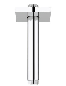 Grohe Rainshower Ceiling Mounted Metal Shower Arm 151mm