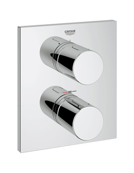 Grohe Grohtherm 3000 Cosmopolitan Thermostatic Shower Mixer Chrome