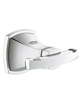 Grohe Spa Grandera Chrome Robe Hook
