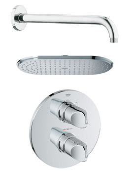 Grohe Spa Veris Plus Rainshower Shower Solution Pack 3
