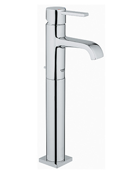 Grohe Spa Allure Chrome Monobloc Basin Mixer Tap