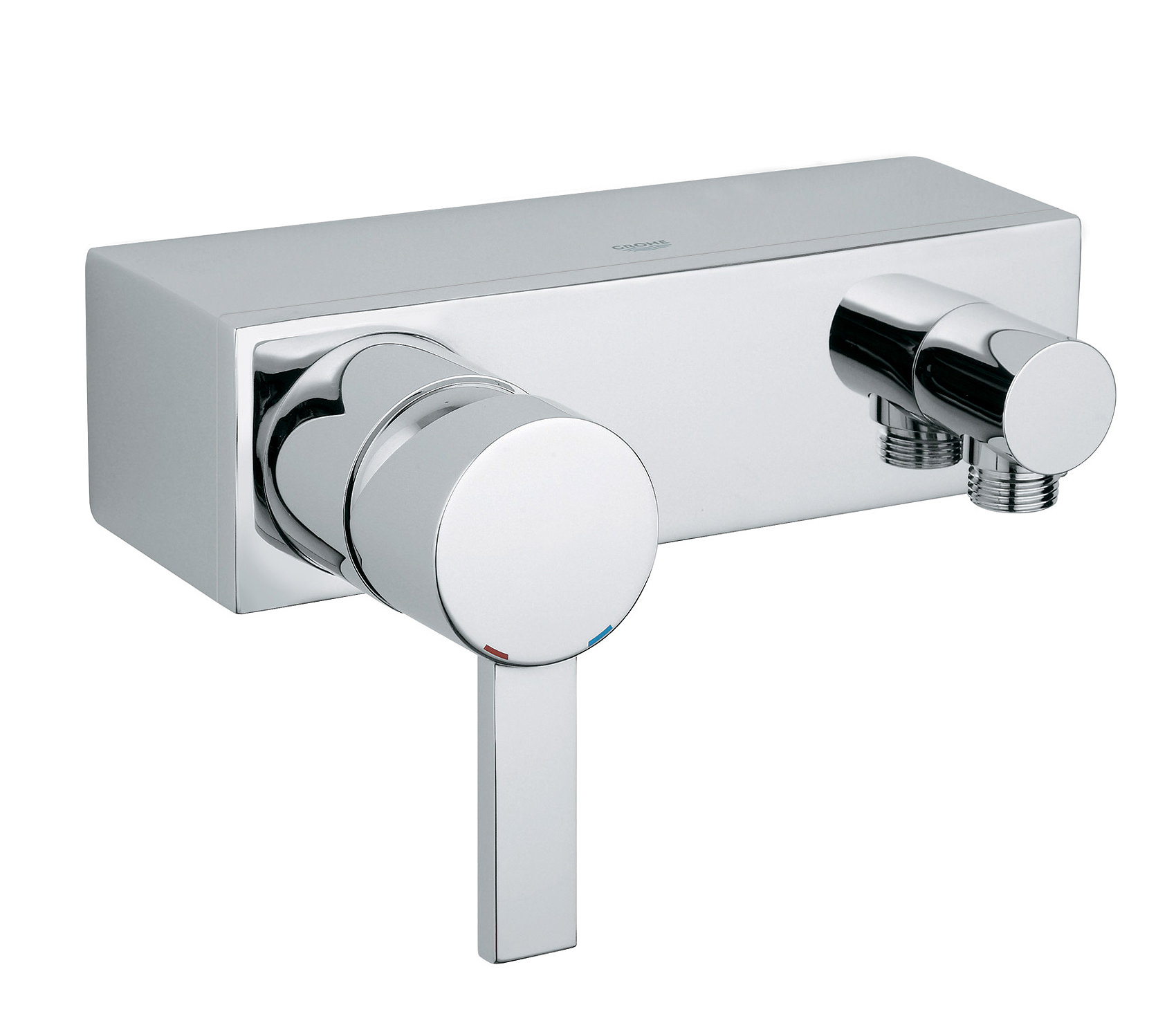 grohe spa allure wall mounted single lever bath shower. Black Bedroom Furniture Sets. Home Design Ideas