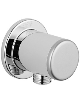 Grohe Relexa Plus Shower Outlet Elbow Chrome